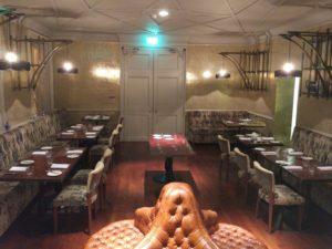 stoke place restaurant